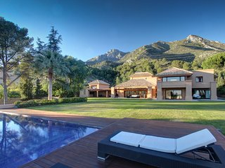 Stunning Villa Manal in Marbella