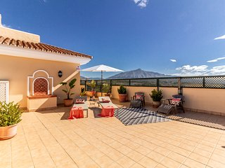 Three Bedroom Luxury Duplex Penthouse in San Pedro, near Marbella