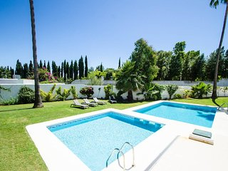 Seven Bedroom luxury Villa Sherine, near Puerto Banus
