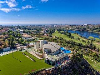 Spectacular Ten Bedroom Villa Dima, near Benahavis, Estepona & Marbella