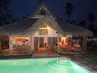 Villa type caraibes