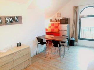 Appartement T2  50 m2, Parking Gratuit