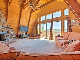 NEW-Duck Creek Village Cabin in Dixie Nat'l Forest