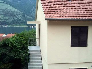 Three stars 2-bedroom Apartment Dura (90 m2 + terrace),Dobrota-Kotor -Montenegro