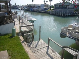 Dog-friendly, canelfront home w/ dock access and shared pool/hot tub!