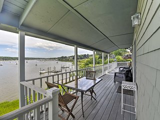 NEW! East Greenwich Waterfront- Views & Location