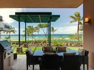 Luxury oceanfront condo w/ resort pool, hot tub & more - easy beach access!
