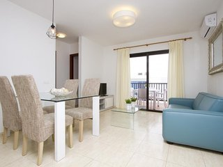 Village view apartment with modern style & great location near beach