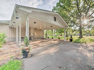 NEW! Chattanooga Home w/Porch & Grill on 4 Acres!