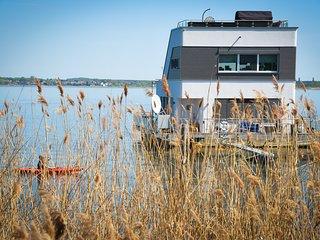 Luxus Pur - Hausboot Kleine Fähre