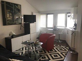 Hotel de France : Studio coquet plein centre ville