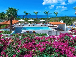 Villa La Hacienda # Ocean View :: Located in  Tropical Terres Basses with Privat