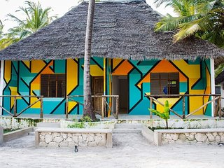 TSUNAMI Village - Rooms, Kitesurf, Restaurant, Bar & More (ref.4)