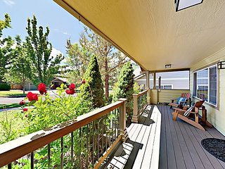 Outdoor Enthusiast's Dream - Remodeled N. Bend 3BR/2BA w/ Fenced Yard, Deck