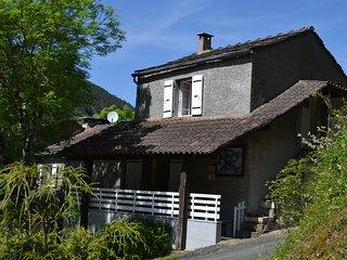 Gîte le Frêne - Hameau de Thouy - Occitanie - Tarn - Sidobre