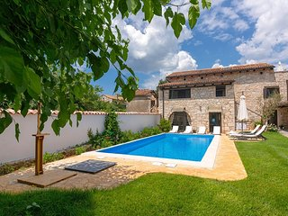 3 bedroom Villa in Katun Lindarski, Istria, Croatia : ref 5644768