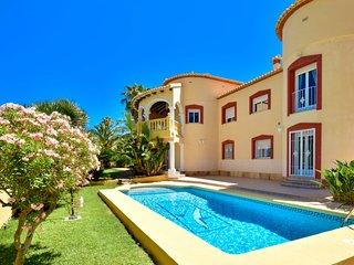 5 bedroom Villa in Vila-real, Valencia, Spain : ref 5586614