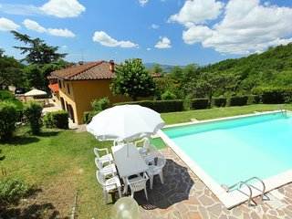 4 bedroom Villa in Ponzalla, Tuscany, Italy : ref 5696984