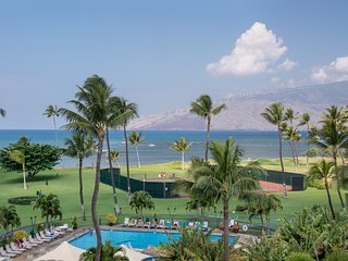 Maui Sunset Resort A102 - Aloha Mai, Remodel, Ground floor, 1BR/2BA, Sleeps 6, A