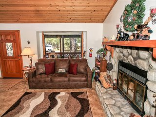 Big Bear Holiday House 12141