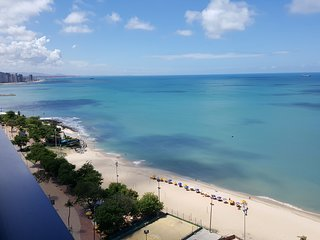 SEAFLATS 306 ***  suite 1 room sea view Iracema Residence