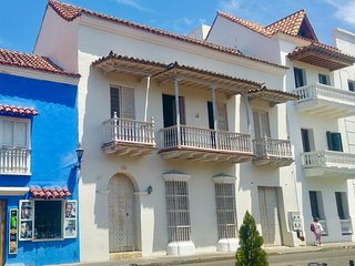 Casa Santo Toribio   Old Town Cartagena