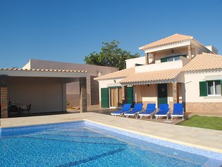 Luxury villa with heated private pool, rural location