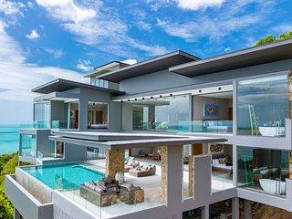 Villa Ella | Koh Samui | New Luxury Sea View Villa Chaweng Noi Beach