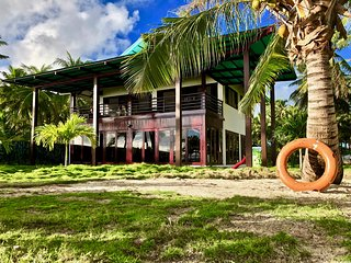 SIARGAO ISLAND BEAUTIFUL DELUXE 3 BEDROOM VILLA FOR GROUP/FAMILY