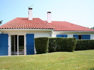 Villa St Jean de Luz, Vue Mer, Plage 5 mins a Pied, Parking, Wifi