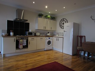 Apartment 6 - Classy one bedroom ground floor apartment with luxury touches