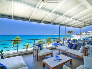 TOP OF THE ART PENTHOUSE - luxury on the beach