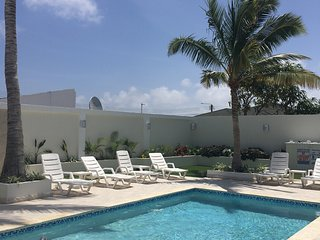New King Suite Deluxe at Palm Beach Aruba