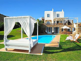 4 bedroom Villa in Koumarion, South Aegean, Greece : ref 5646314