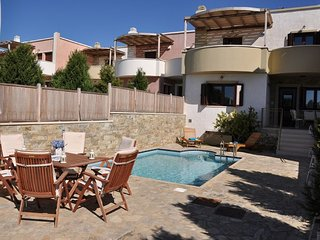 4 bedroom Villa in Pilalimata, Crete, Greece : ref 5646287