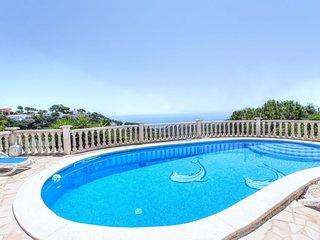 4 bedroom Villa in Lloret de Mar, Catalonia, Spain : ref 5646228