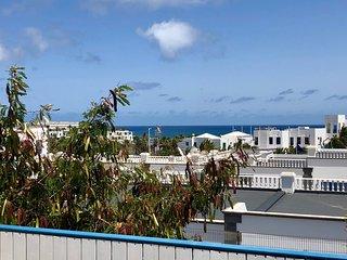 Apartamento centrico y moderno con vistas al mar