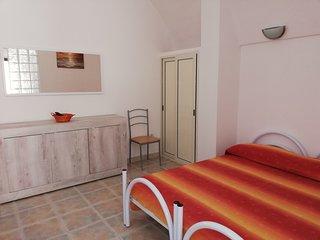 Monolocale 2 posti letto confortevole - Climatizzato, solo 4km. da Gallipoli