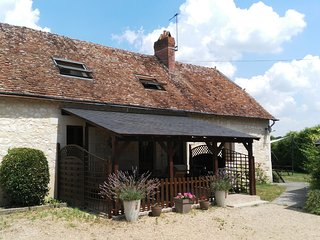 Farmhouse at Le Haut Gué, Loire Valley