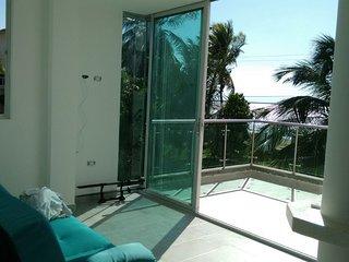 Villamarina Inn es un Chalet frente al Mar Caribe rodeado de Naturaleza