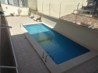 Perfect apartment in the center of the city but 300 m from the beach
