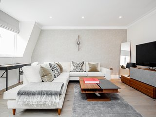 Mayfair Mews Suite No.3 - Central Luxurious 1 Bedroom Apt