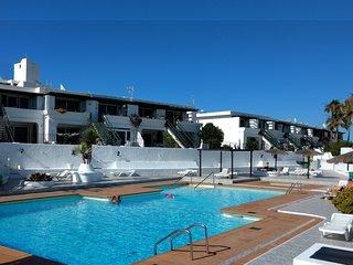 Top-Apartment nur 5 Minuten vom Strand entfernt mit tollem Meerblick