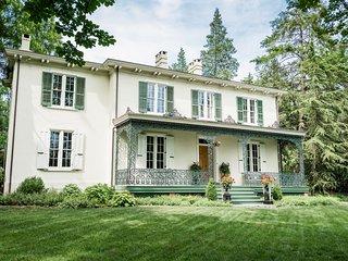 """Mount Pleasant"" Ironmaster Mansion"