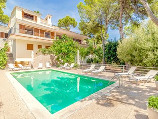 6 bedroom Villa in Bendinat, Balearic Islands, Spain : ref 5629491