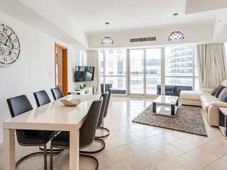 Stunning Apartment in Dubai Marina