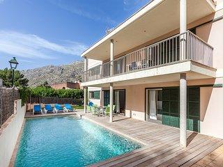 4 bedroom Villa in Cala San Vicente, Balearic Islands, Spain : ref 5629493