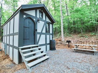 Tiny Home Cottage Near the Smokies #12 Carlotta
