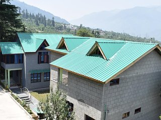 Naggar Heritage cottages -  Deluxe Double Room with Balcony