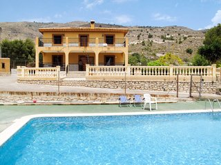 4 bedroom Villa in Villajoyosa, Valencia, Spain : ref 5646450